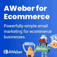 Connect with your customers with AWeber
